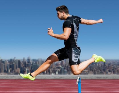 Sprinttraining und mentale Vorbereitung mit HPS Sportmental