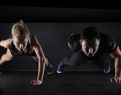 Fitness körperlich und mental stark mit Hanspeter Schumacher Mentaltraining