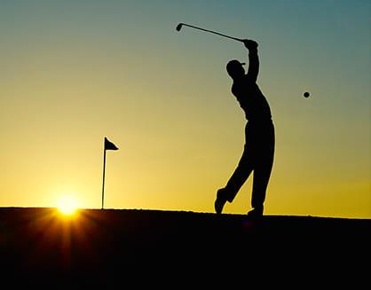 Mental vorbereiten auf Golfwettbewerb mit HPS Sportmental